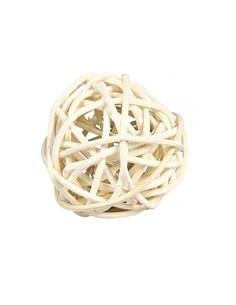 Piłka wiklinowa z dzwonkiem, Trixie [61822]