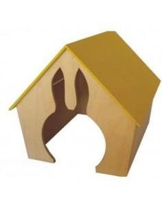 Domek drewniany dla królika, Duży P-35, Pinokio