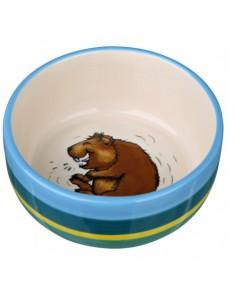 Miska ceramiczna z motywem świnki morskiej 250ml, Trixie [60802]