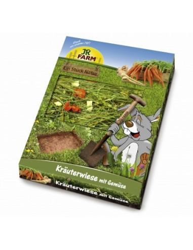Suszona łąka z warzywami 750g, JR Farm