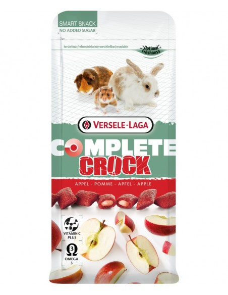 Crock Complete Apple 50g, Versele-Laga