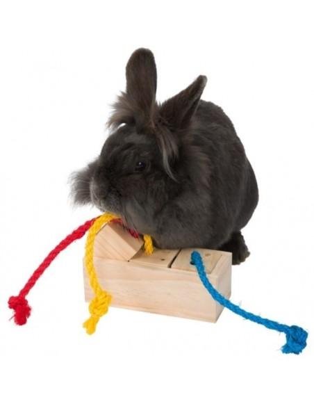 Kostka ze smakołykami, zabawka edukacyjna, Trixie [62815]