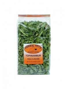Topinambur - ziele z liściem 70g, Herbal Pets