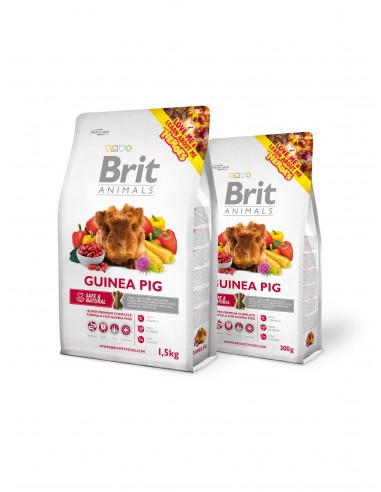 Guinea Pig Complete 300g, Brit Animals