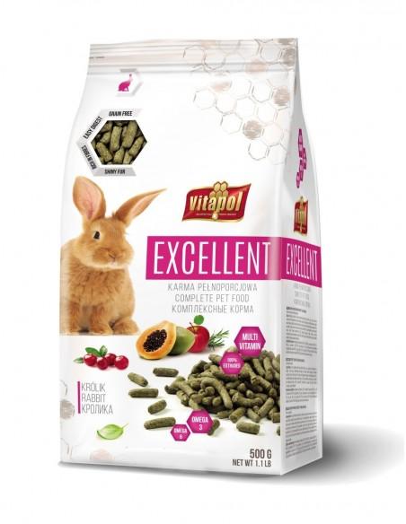 Excellent karma dla królika 500g, Vitapol [zvp-5120]