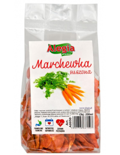 Marchew Chips 200ml, Alegia