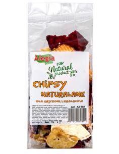 Chipsy naturalne 90g, Alegia