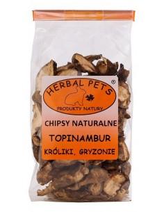 Chipsy naturalne Topinambur...