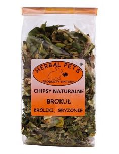 Chipsy naturalne Brokuł...