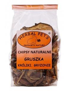 Chipsy naturalne Gruszka...