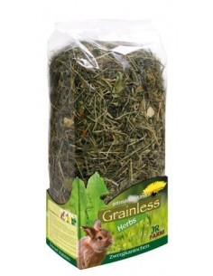 Grainless herbs 400g, JR Farm