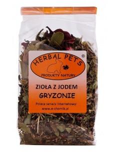 Zioła z jodem 50g, Herbal Pets