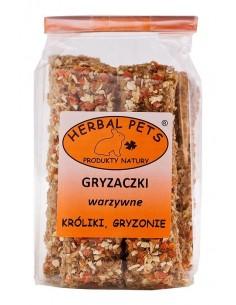 Gryzaczki warzywne 160g, Herbal Pets