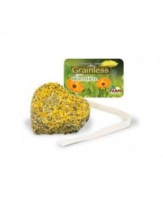 Grainless Serca o smaku płatków kwiatów 90 g, JR Farm